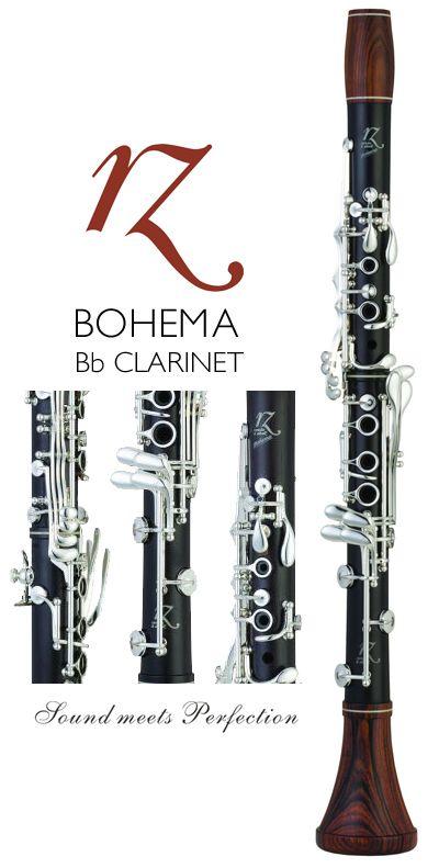 RZ Bohema A Clarinet
