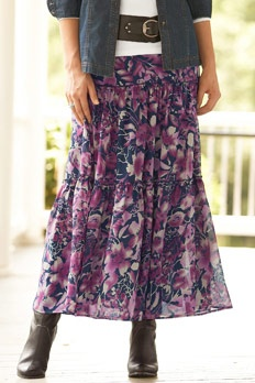 66 best Cute long skirts images on Pinterest
