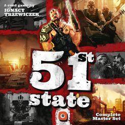 51st State: Master Set. 4/5