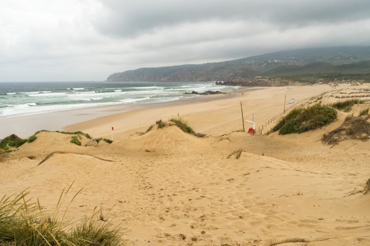 Lissabon Strand von Cascais Praia Guincho