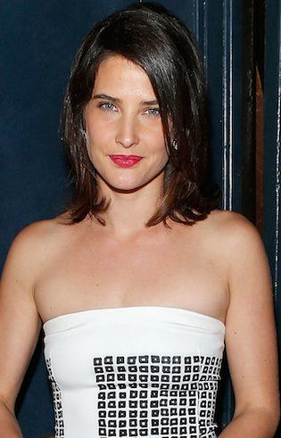 "Cobie Smulders talks to Zap2it about ""Delivery Man"" and what Thanksgiving is like with husband Taran Killam and daughter Shaelyn."