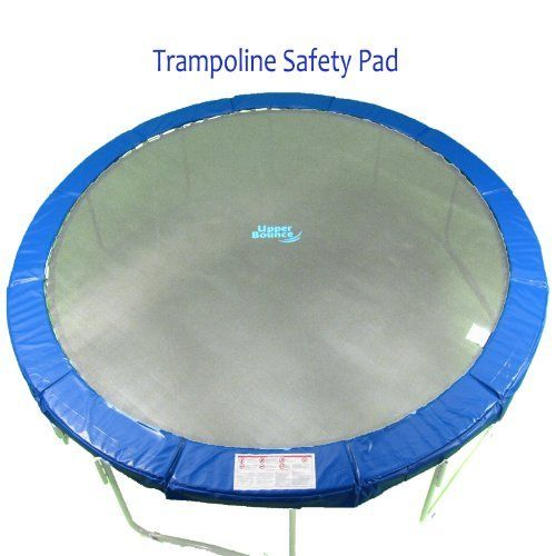 10 12 14ft Round Safety Frame Blue Pad Spring Pad: Best 25+ Trampoline Safety Ideas On Pinterest