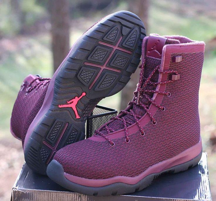 Air Jordan Future Boot Mens Size 12 Night MaroonBlack