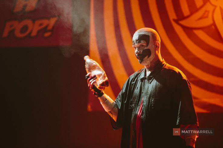 Insane Clown Posse Quotes to Live By | Insane Clown Posse Australian Tour 2013 | Live Music Photography