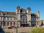 La gare de Verviers