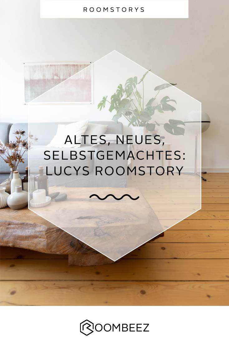 Lucys Roomstory Alt Trifft Neu Im Hamburger Wohnzimmer