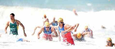 Triathlon: World Cup series welcomes first standard distance course of season with the 2017 Mooloolaba ITU Triathlon World Cup