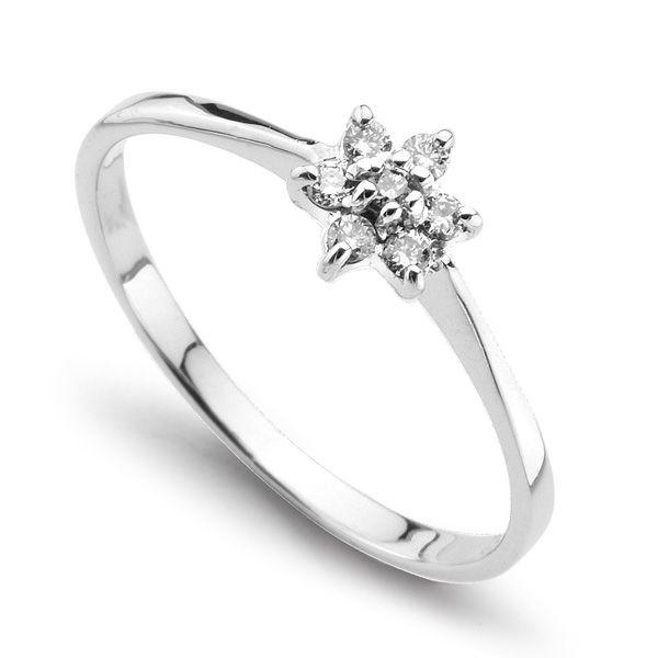 Pierścionek z diamentem PBD0635 - 1