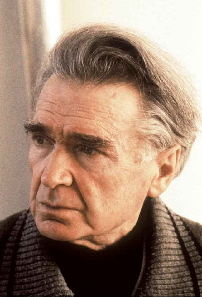 Emil Cioran (1911-1995), Romanian philosopher and essayist