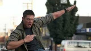 Supernatural Dean Singing Eye Of The Tiger **Whenever I am down, I just play this and it always makes me smile**