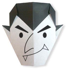 http://origami-club.com: Diy Origami, De Halloween, Origami Diy, Haciendo Manualidades, Manualidades Diy, Origami Halloween, Halloween Diy, Crafts