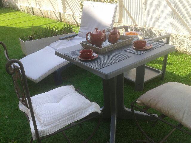 Studio Aphrodite - Chambres d'hôtes - B&B - Bed and breafast - Terrasse détente privée - private Garden