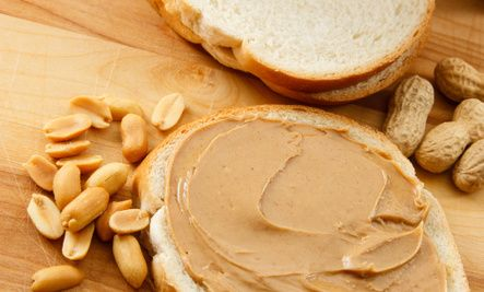 8 Health Benefits of Peanut Butter - I still like to eat peanut butter on a spoon. A healthy treat and an indulgence.