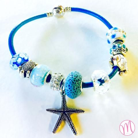 Moskiitto Amulet Collection - The Starfish Insect repelling jewellery