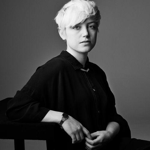 Katie Roberts-Wood, womenswear designer