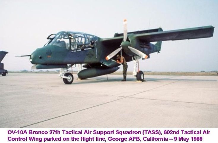 "A ""Tri-Service"" specification for the Light Armed Reconnaissance Aircraft (LARA) was approved by the U.S. Air Force, Army and Navy, and was issued in late 1963. 1/48 Scale Testors North American Rockwell OV-10A Bronco, Skill Level-2. 