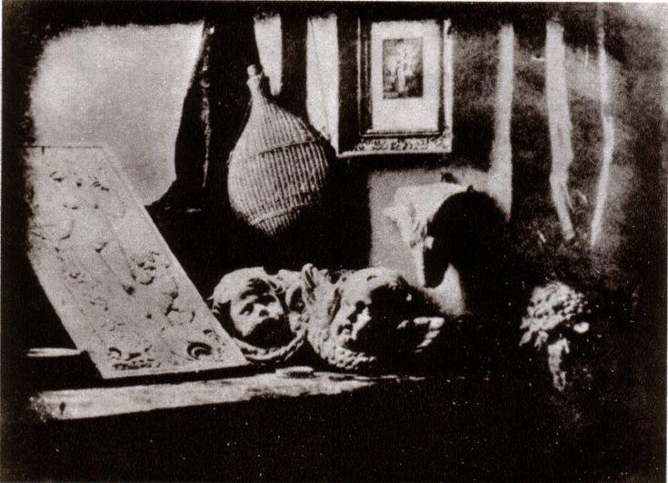 Daguerreotype Daguerre Atelier 1837 - Dagerrotypia – Wikipedia