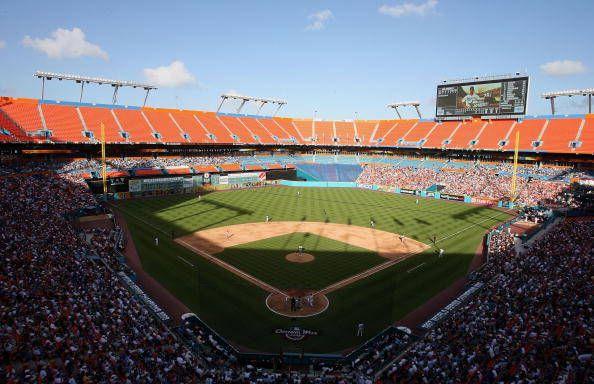 Sun Life Stadium ~ Miami