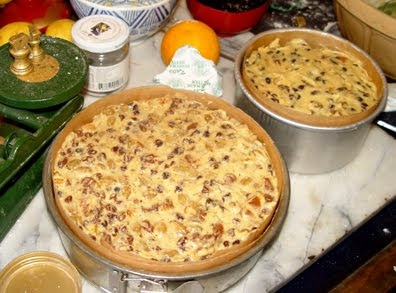 patternpatisserie: Irish Christmas Cake - Ciste Nollag