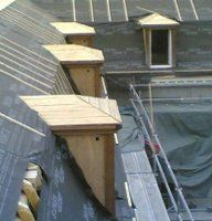 78 lucarne de toit pinterest verriere toit fenetre - Lucarne de toit castorama ...