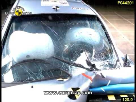 2004 Hyundai Getz çarpışma testi | Araba Teknik Bilgi