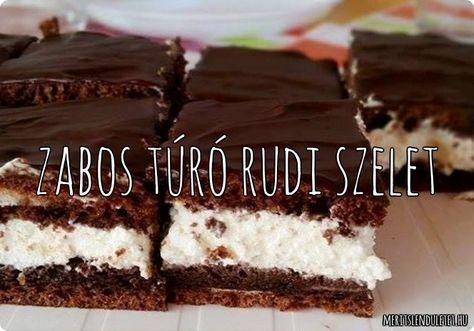 A zabpehelyből készülő túró rudi szelet az egyik legfinomabb édesség, amit eddig kipróbáltam az Éhezésmentes Karcsúság Szaffival című blog receptjei közül, úgyhogy nem is volt kérdés, hogy felkerül…