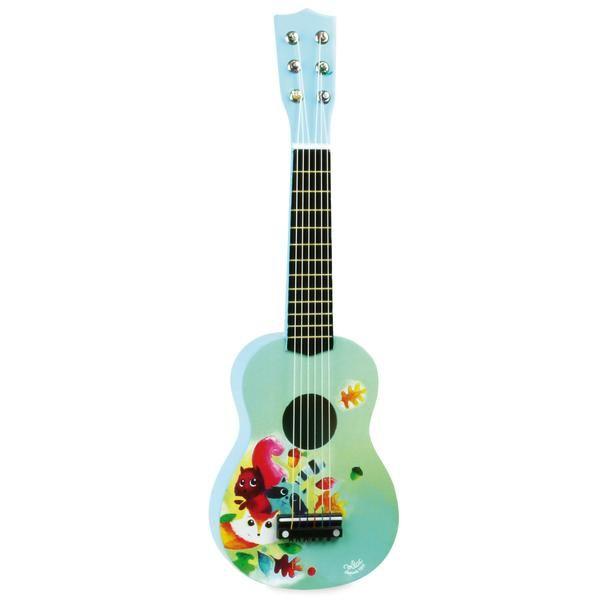 Vilac Guitar, woodland