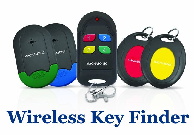 Want to quickly find your keys or wallet, etc? Then you need the Wireless Key Finder! With a loud 95 decibel beep you can find your stuff from up to 24m away through walls, cushions, and floors. Check it out: www.coolgadge.com/wireless-key-finder.html #Electronic #Gadgets