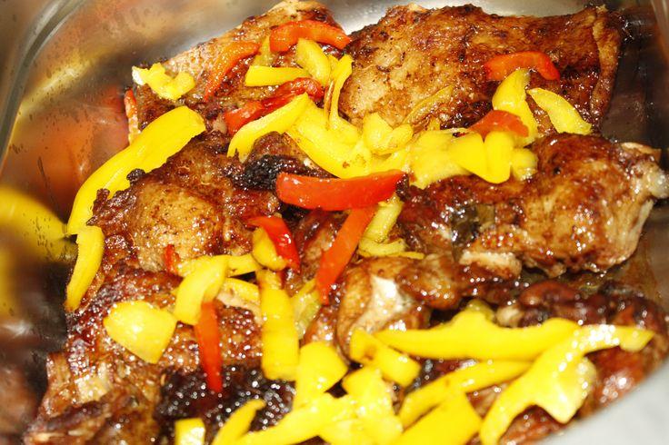 Pollo a la Mantequilla