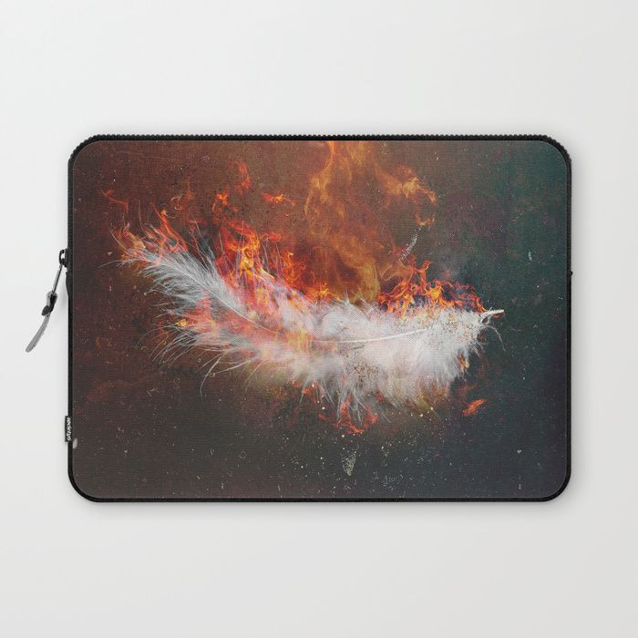 Icarus Laptop Sleeve by HappyMelvin | Society6