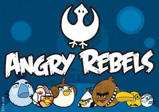 Angry Birds + Star Wars= Angry Rebels