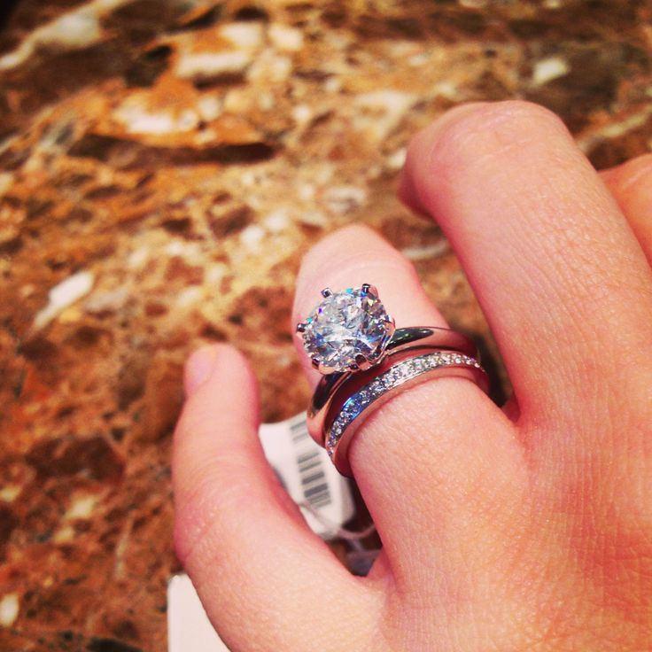 Engagement ring tiffany on hand  436 best The Rock images on Pinterest | Rings, Beautiful rings and ...