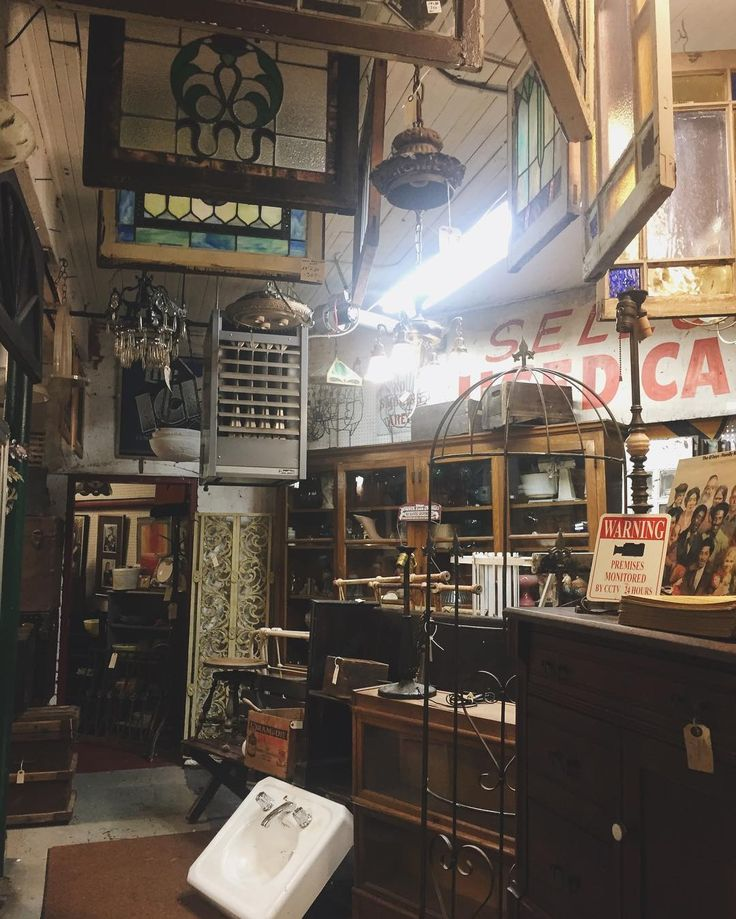 The best furniture and antique stores in Detroit, mapped