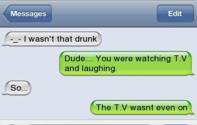 Funny Drunk Text Messages | ... blank+tv+and+laughing+dr+heckle+funny+drunk+text+messages.jpg