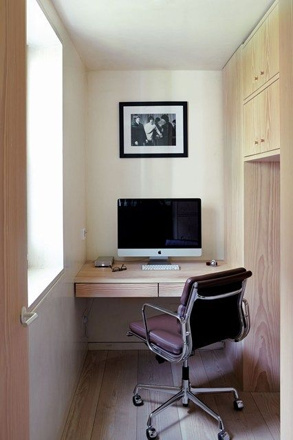 Small Office - Small Spaces - Design Ideas & Pictures – Decorating Ideas (houseandgarden.co.uk)