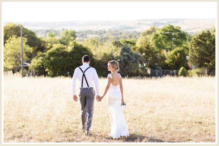 Bec & Brendan's gorgeous wedding photos on farmland in York, Western Australia