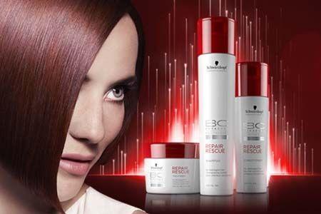 SCHWARZKOPF BONACURE REPAIR RESCUE Tratamiento de cabellos dañados