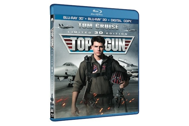 Top Gun Blu-ray 3D - my fav movie of all time!