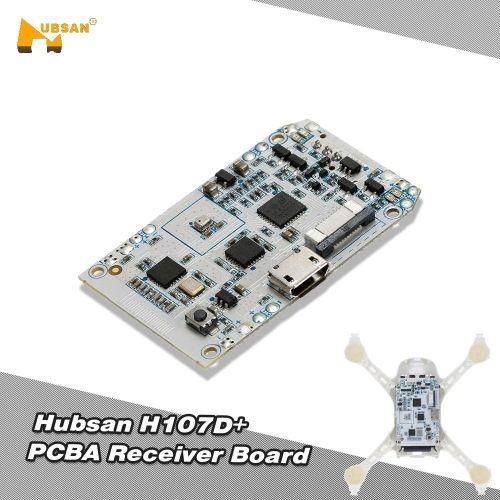 Original Hubsan H107D+-07 PCBA Receiver Board for Hubsan H107D+ RC Quadcopter