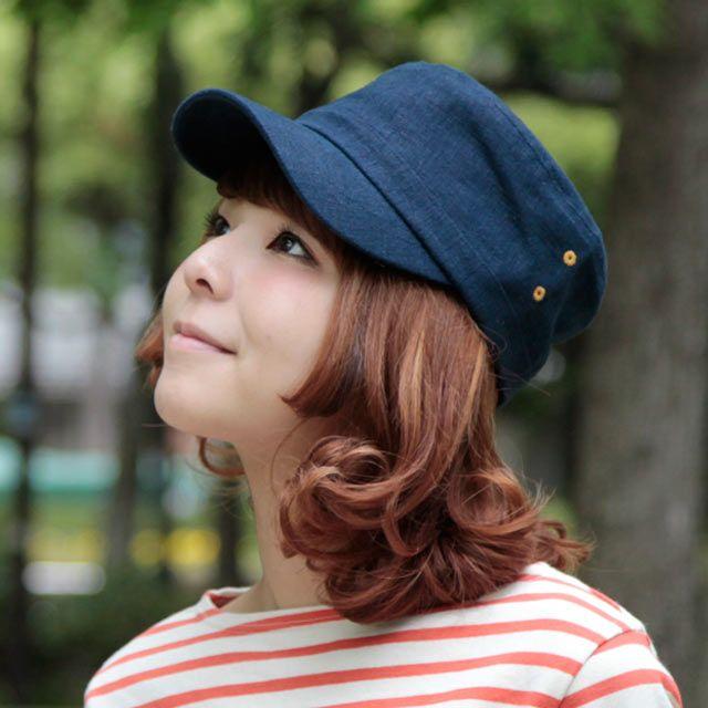 帽子/コットン×リネンワークキャップ/メンズレディース | 帽子2個で1000円引き ! 帽子屋専門通販【14+ ICHIYON PLUS】イチヨンプラス