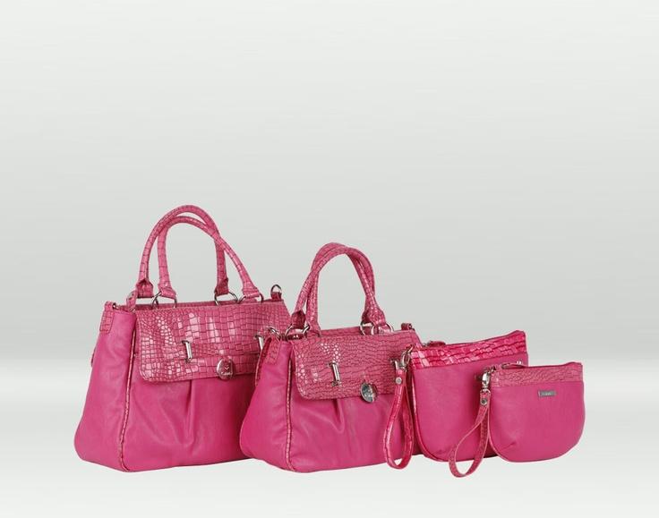 Borse, borse, borse...borse! Ecco a voi le quattro versioni di Folegandors by Caleidos!