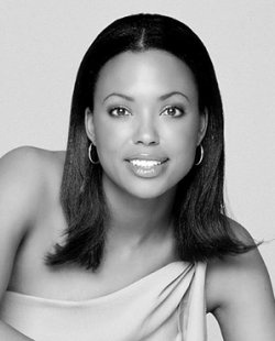 Aisha Tyler (born September 18, 1970) is an American actress, stand-up comedian, and author, known for her regular role as Andrea Marino in the first season of Ghost Whisperer and voicing Lana Kane in Archer, as well as her recurring roles in CSI: Crime Scene Investigation, Talk Soup, and on Friends as Charlie Wheeler. She is currently a co-host of The Talk.