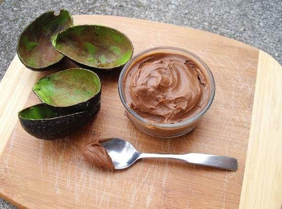 Brigadeiro fitness com abacate