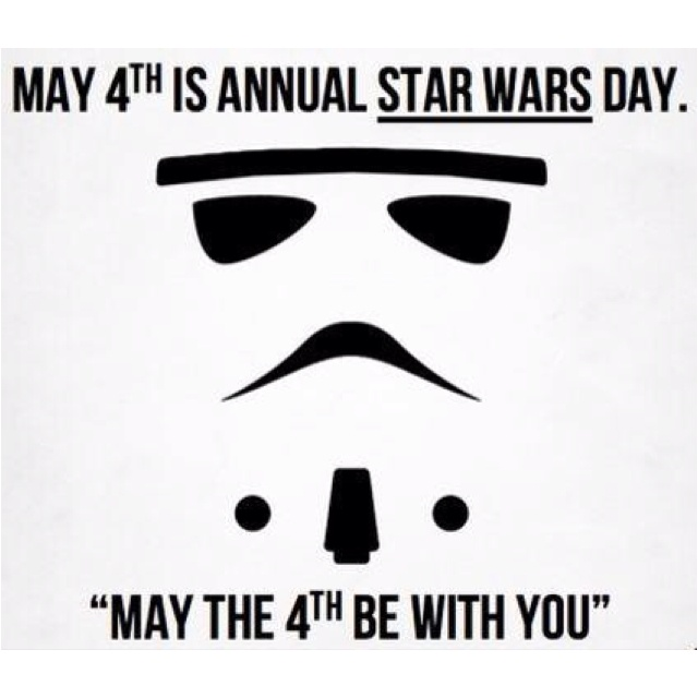 May The 4th Be With You Filter: May The 4th Be With You!! #StarWars