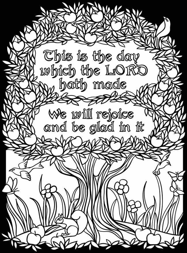 bible coloring pages for adults - 650×880
