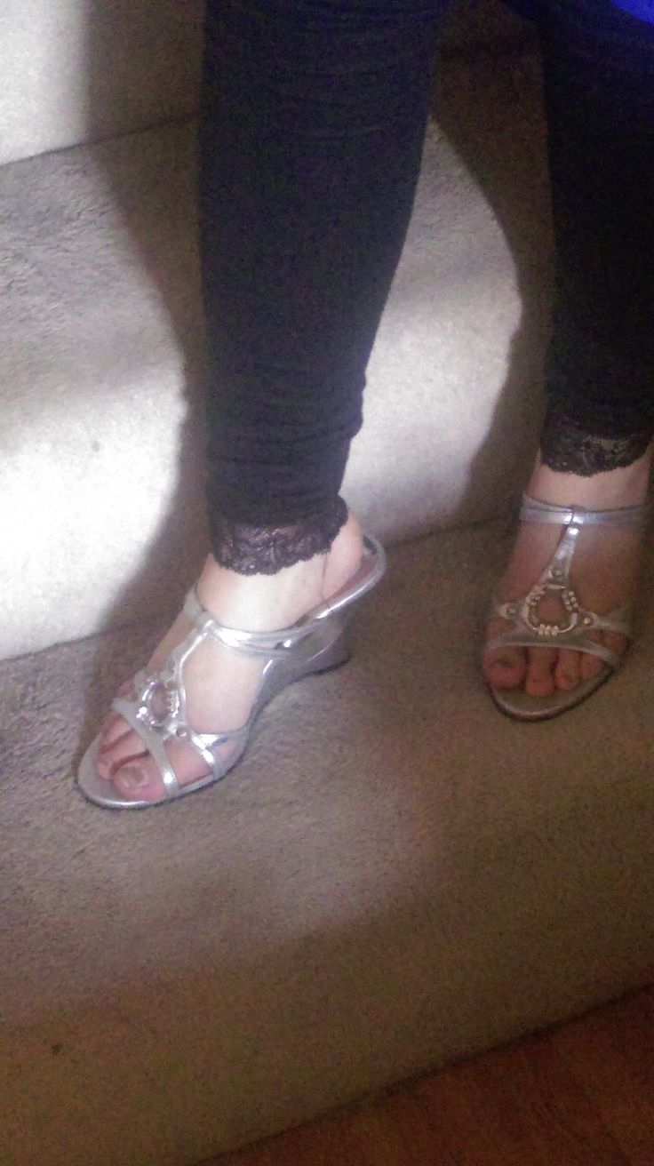 loving my heels  A prefect fit right from the start