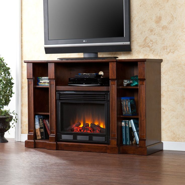 Have to have it. Artaxes Electric Media Fireplace - Espresso $699.99