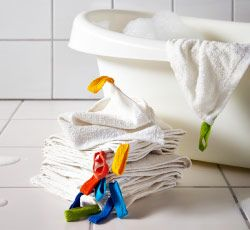 Les 25 meilleures id es concernant baignoire pour b b sur for Petites baignoires ikea