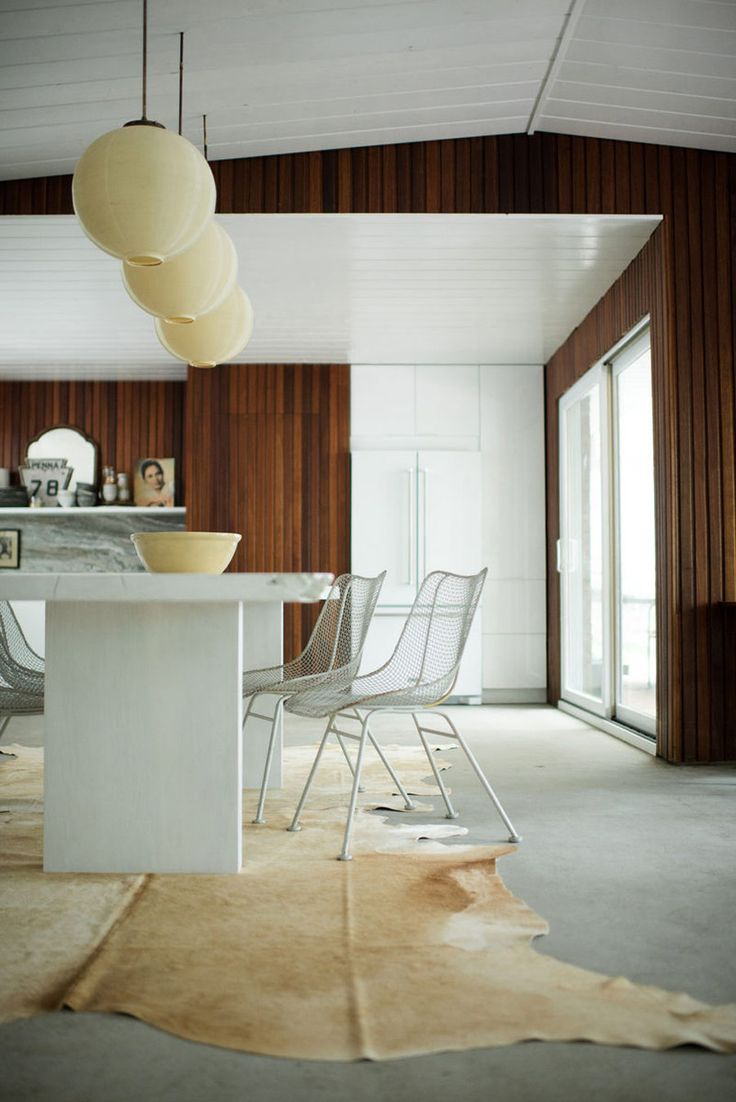 492 best Modern Dining rooms images on Pinterest | Contemporary ...