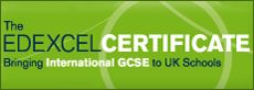 The Edexcel Certificate (International GCSE for UK schools)